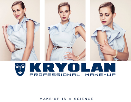 Kryolan Professional Make-up Flawless Faces