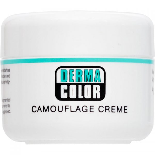 Derma Colour camouflage foundation