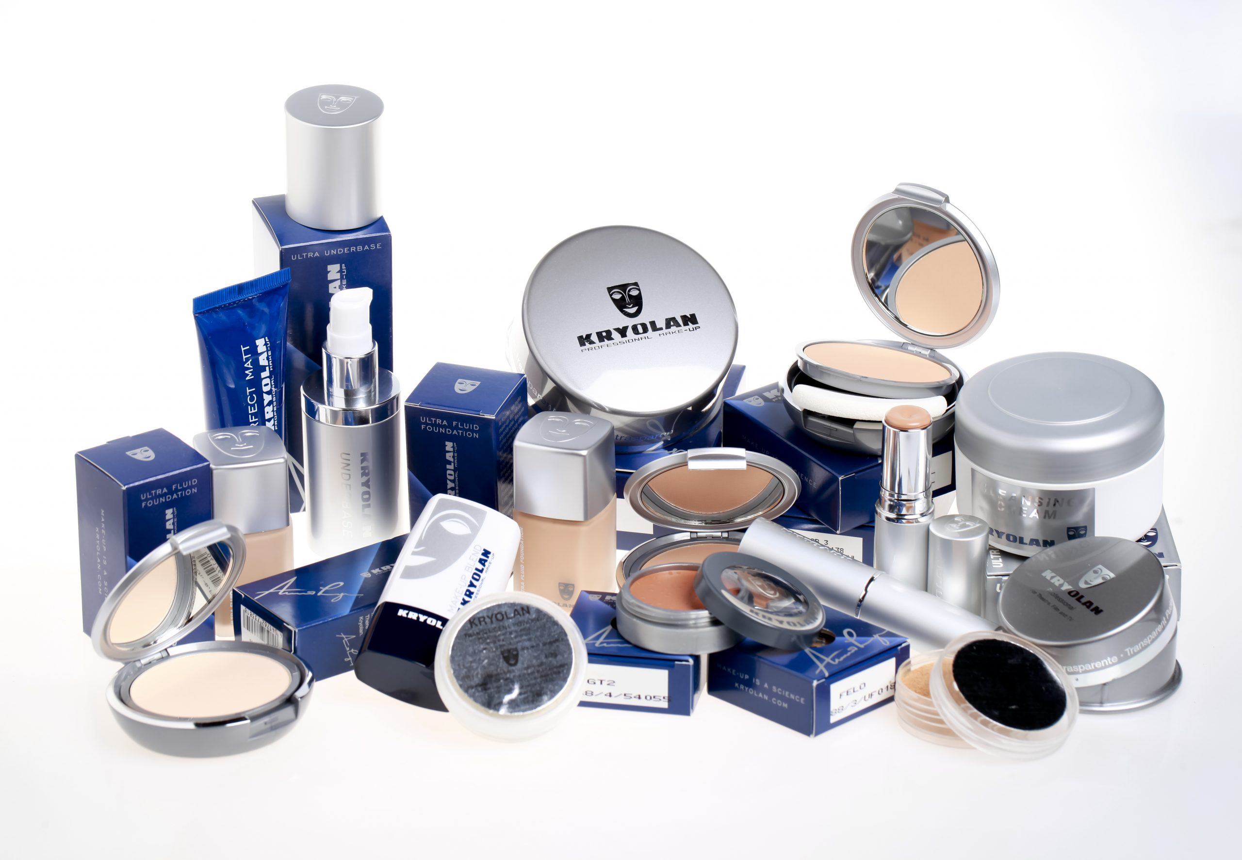 Kryolan Make-up products